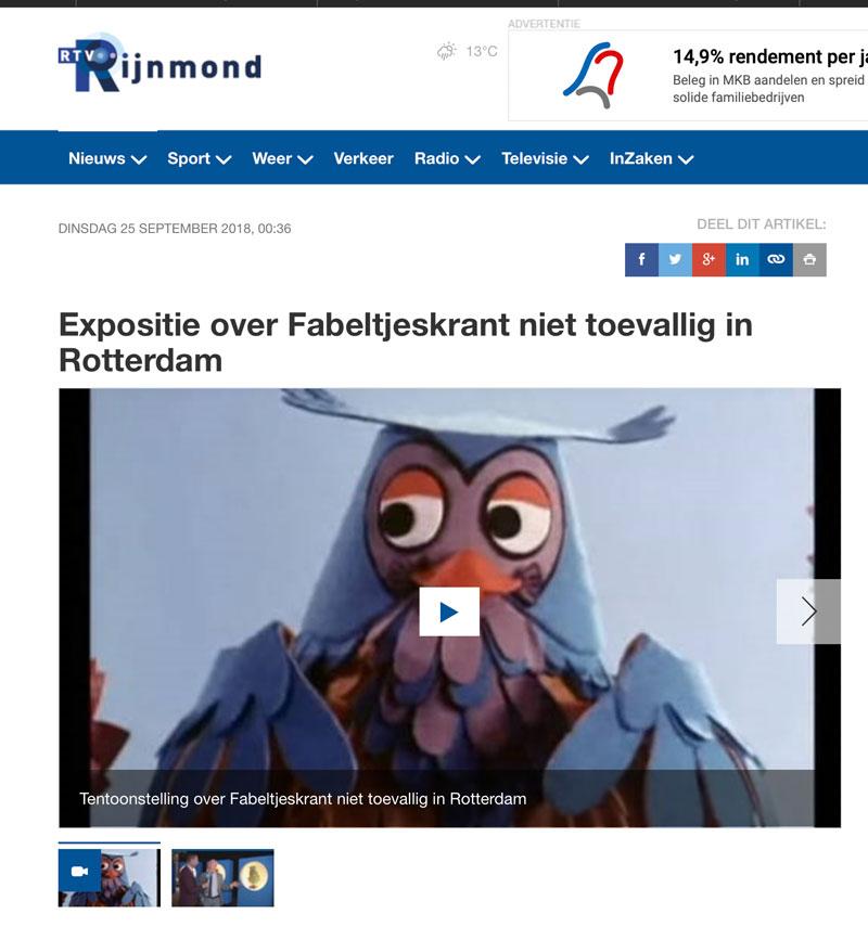 RTV Rijnmond Fabeltjeskrant